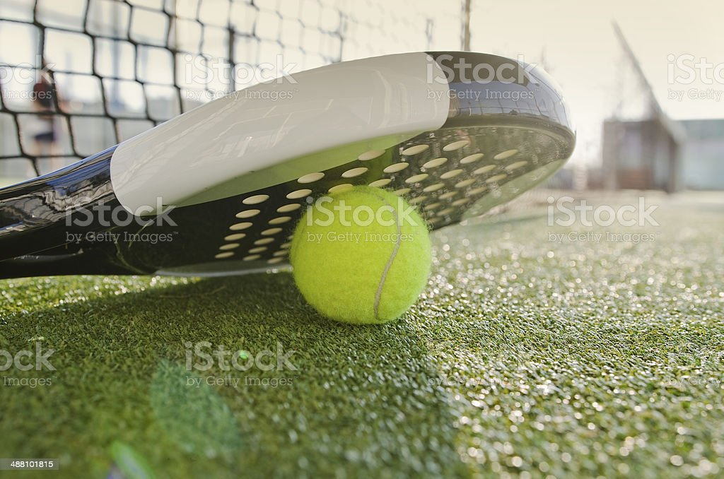 Flare Racket royalty-free stock photo