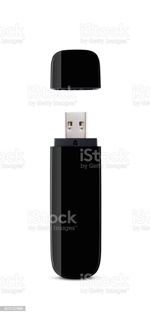 USB Flash Drive 免版稅 stock photo