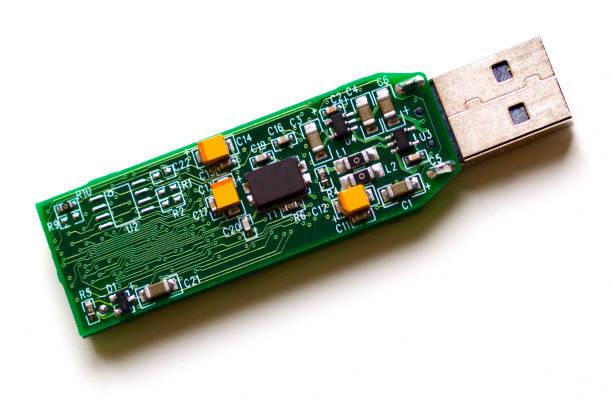 USB-flash-Laufwerk – Foto
