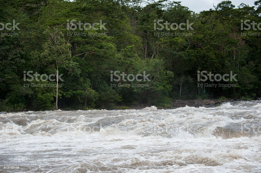 Flash flood-Flash flood in Thailand.Flash flood-Flash flood in...