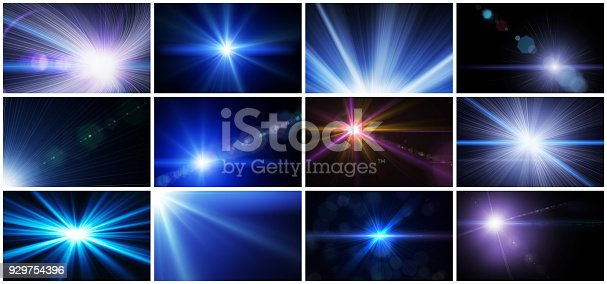 Light and Lens Flare Collection