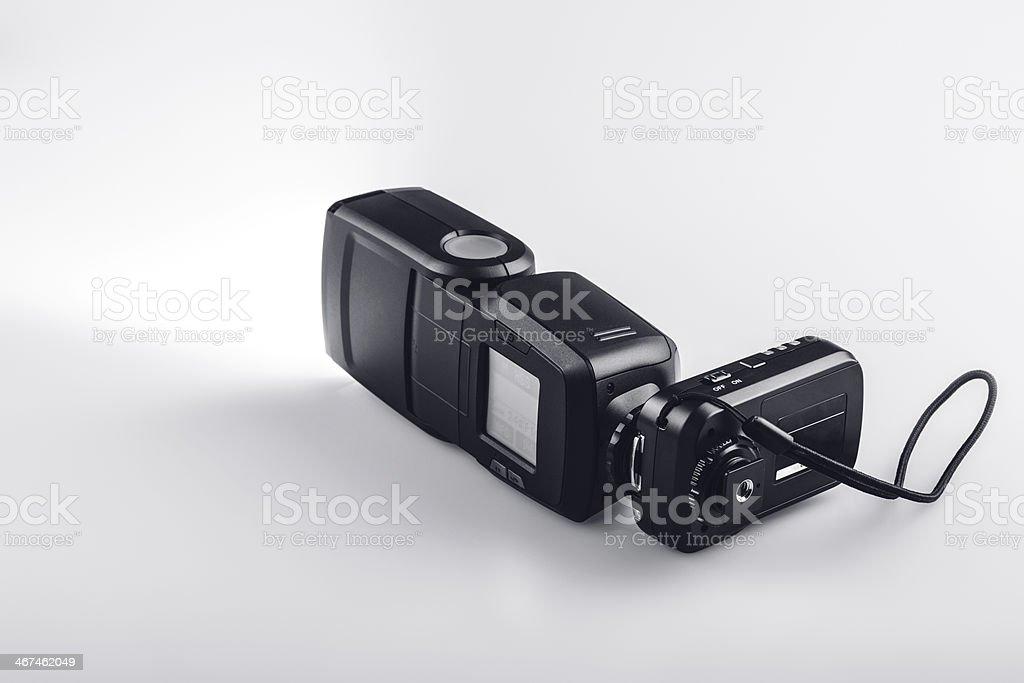 Flash stock photo