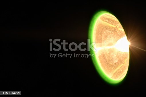 istock flashlight spreading beam in night 1159614279