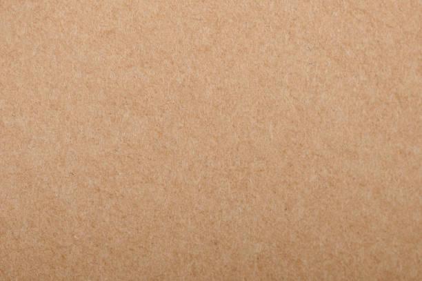Flachbraune Farbe Karton Hintergrund – Foto