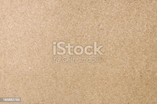 istock Flat Cardboard Background Texture 165883765