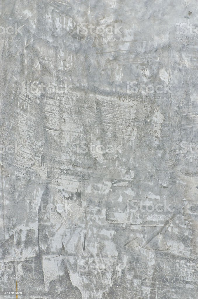 Flat gray wall royalty-free stock photo