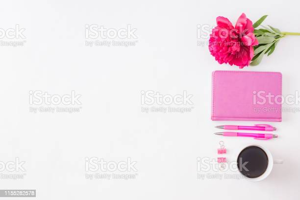 Flat lay blogger or freelancer workspace with a notebook red peonies picture id1155282578?b=1&k=6&m=1155282578&s=612x612&h=ocwkjnrkqv0 xg0uhh1i8drymambe gyyef6e6ucw8c=