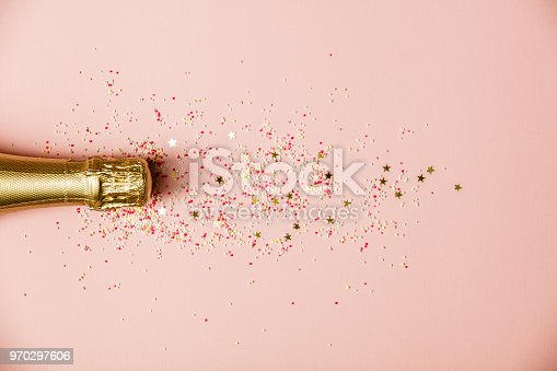 istock Flat lay of Celebration 970297606