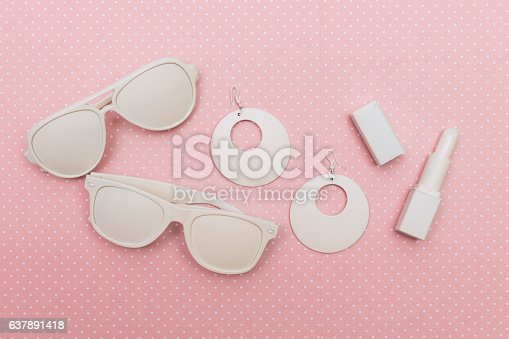 640200626istockphoto flat lay set of girl's accessories 637891418