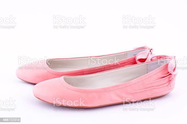 Zapatos Planos Foto de stock y más banco de imágenes de Adulto