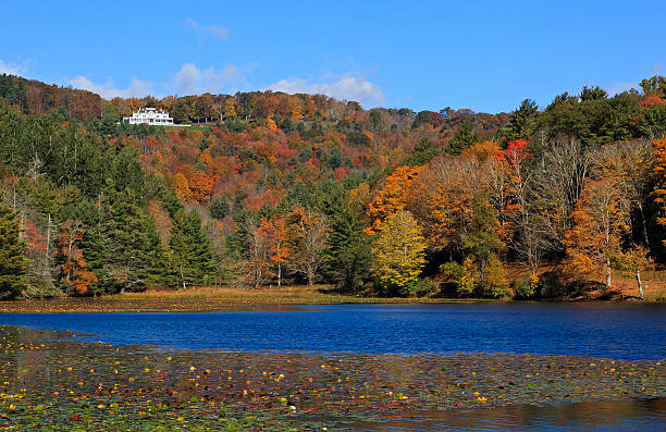 Flat Top Manor in Blowing Rock, North Carolina