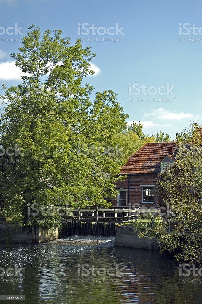 Flatford Mill, Suffolk – Foto