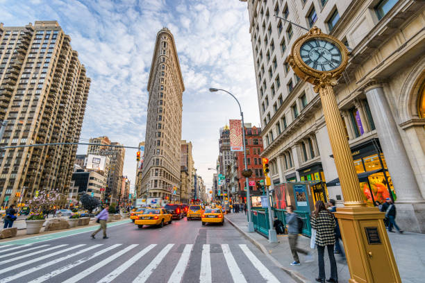 Flatiron District, New York City – Foto