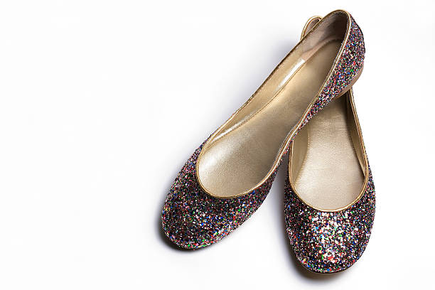 flats - flat shoe stock photos and pictures