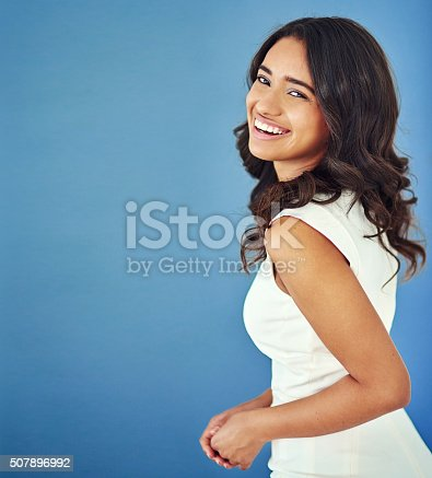 507896586istockphoto Flaunt your positivity 507896992