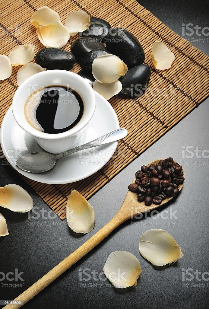 Aroma Kaffee Lizenzfreies stock-foto