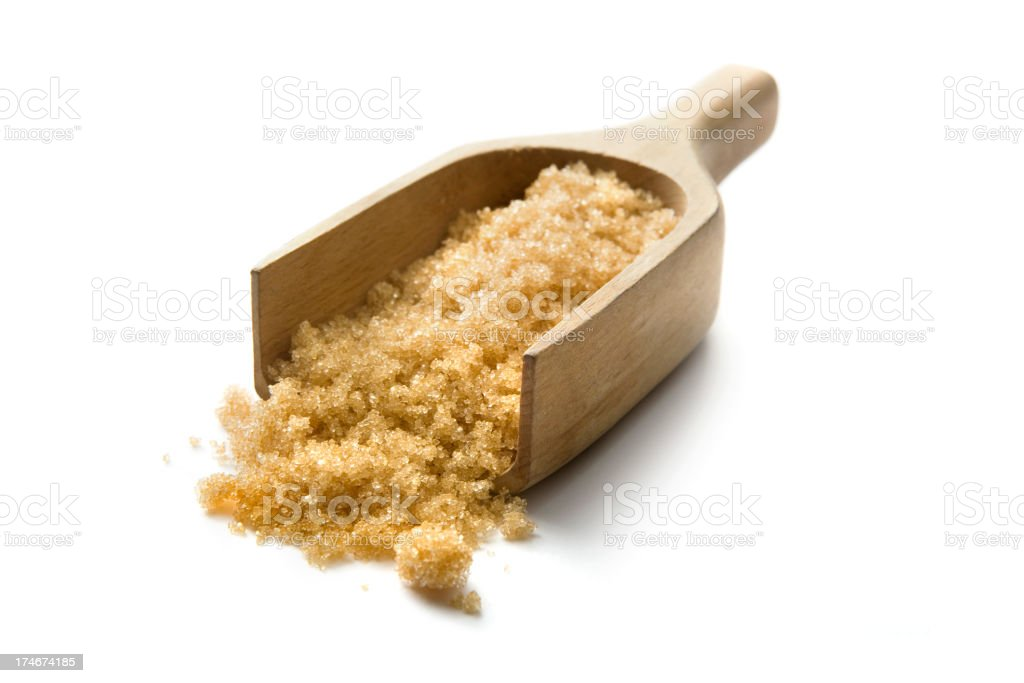 Flavouring: Brown Sugar stock photo