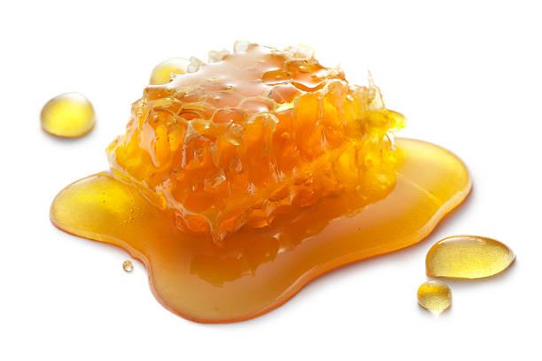plano aproximado de favo de mel como flavoring - mel imagens e fotografias de stock