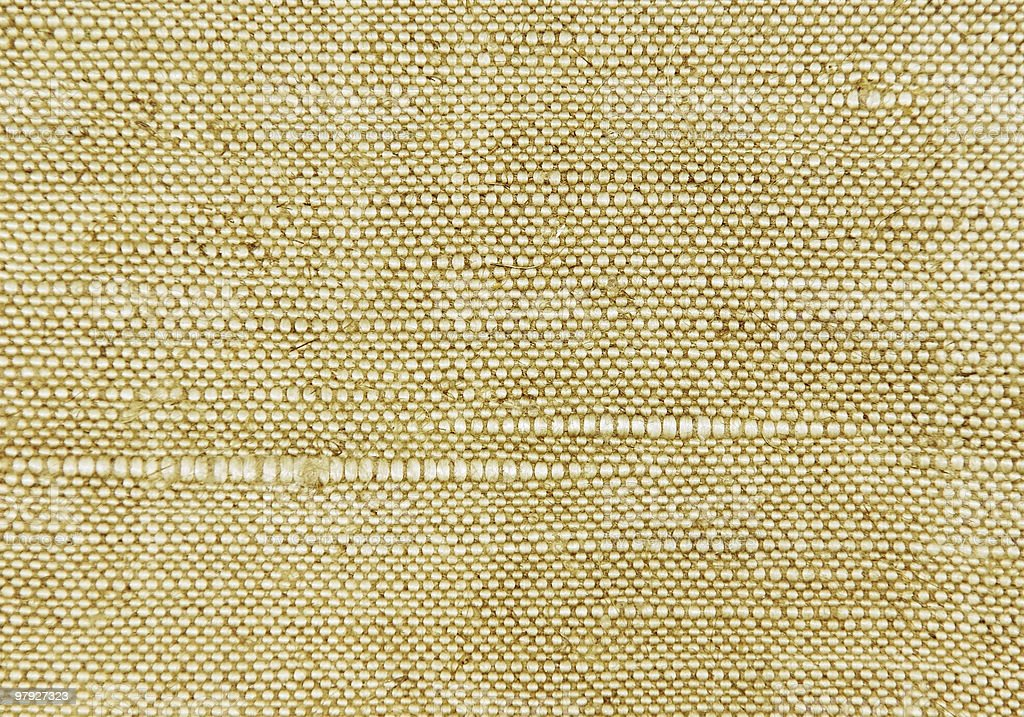 Flax canvas background royalty-free stock photo