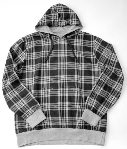 fleece hoodie jacke - fleecepullover stock-fotos und bilder