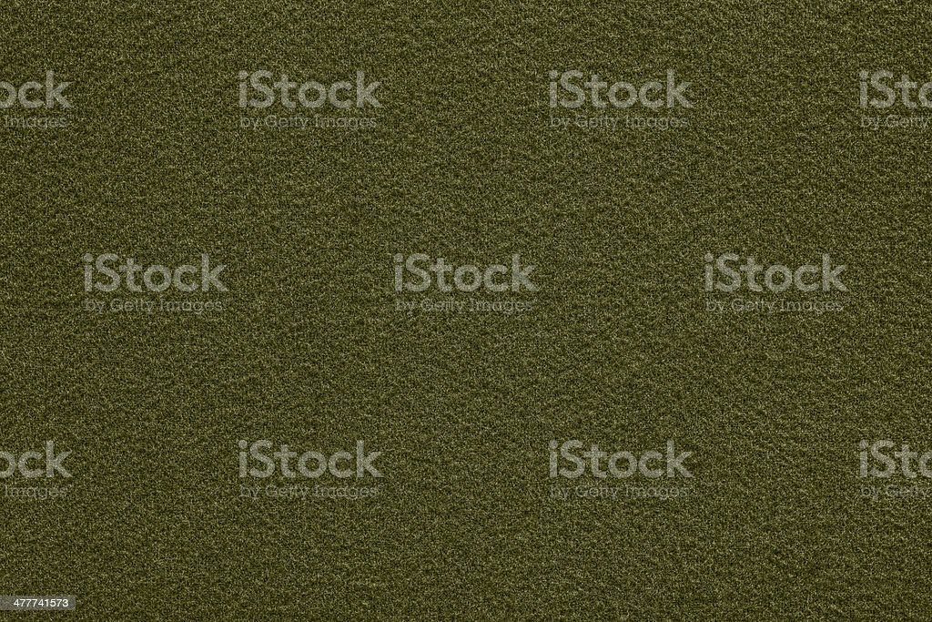 fleecy texture of green color stock photo