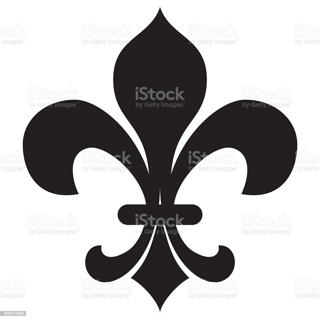royalty free fleur de lys pictures images and stock photos istock rh istockphoto com free printable fleur de lis clip art saints fleur de lis clip art free