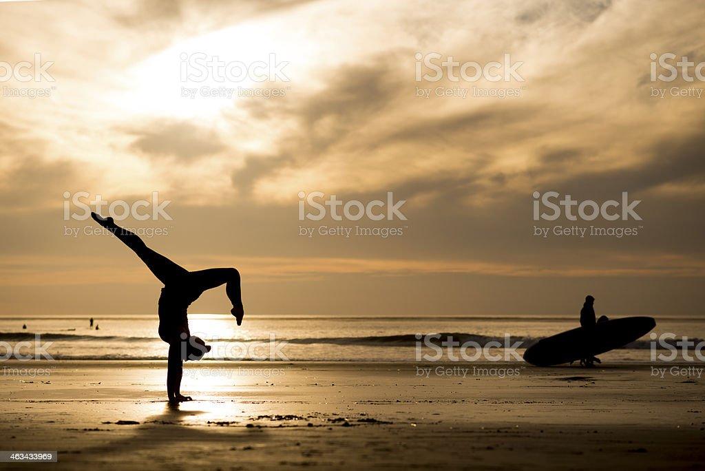 flexable stock photo