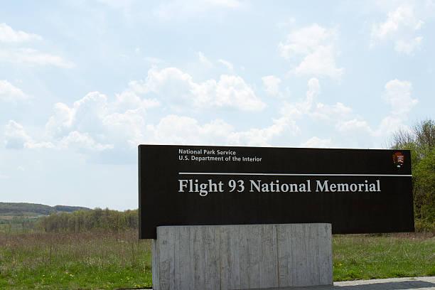 flight 93 national memorial - - wie lange leben fliegen stock-fotos und bilder