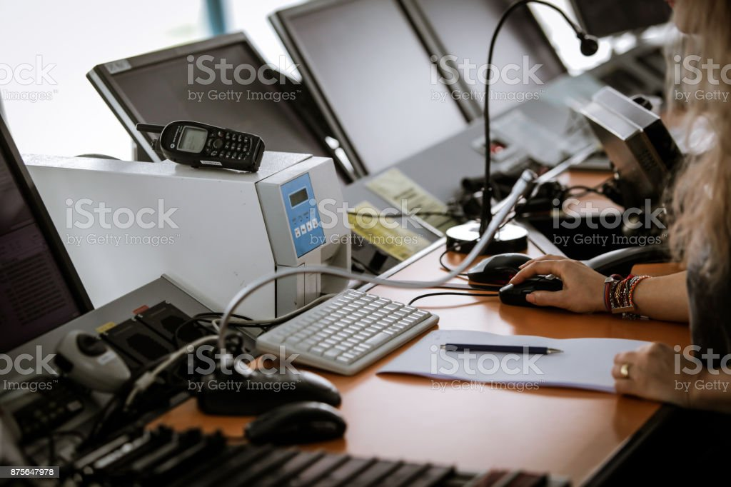 Flight Control Stock Photo - Download Image Now - iStock