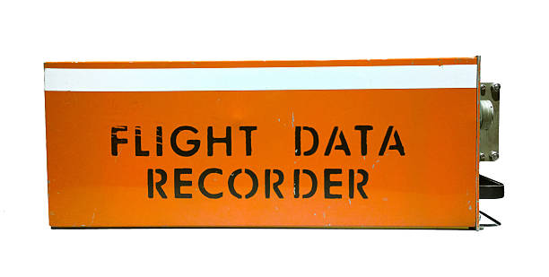 flight data recorder - recorder stock photos and pictures