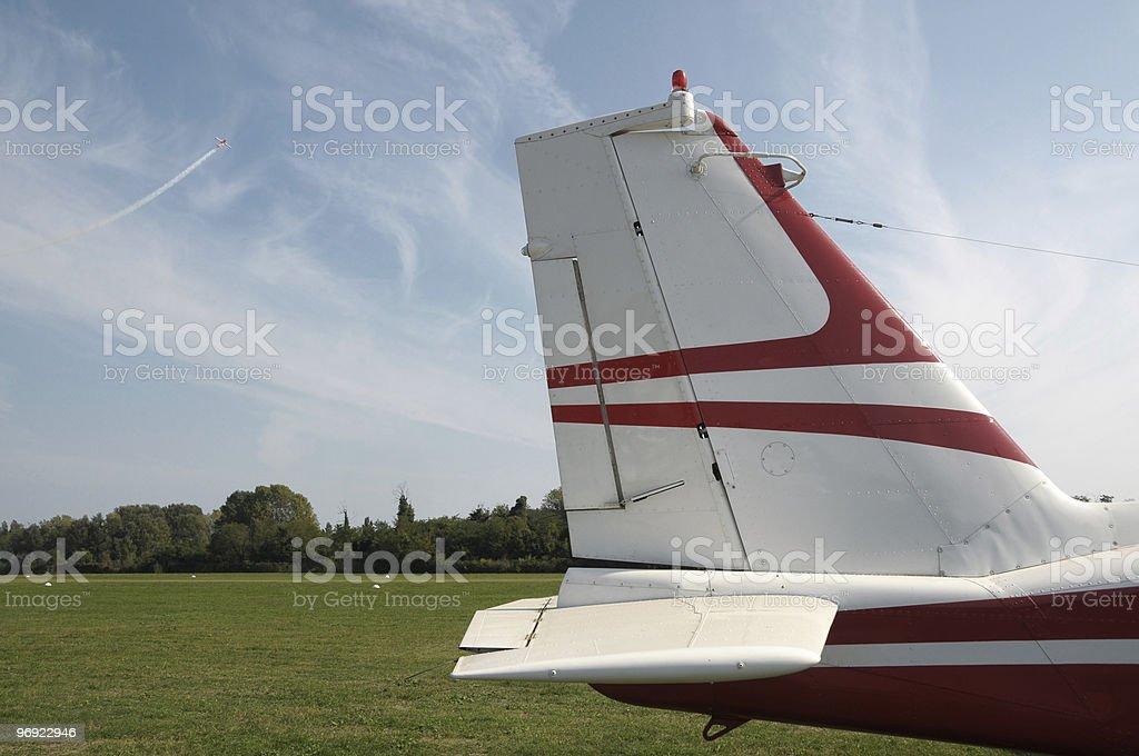 Flight passion royalty-free stock photo