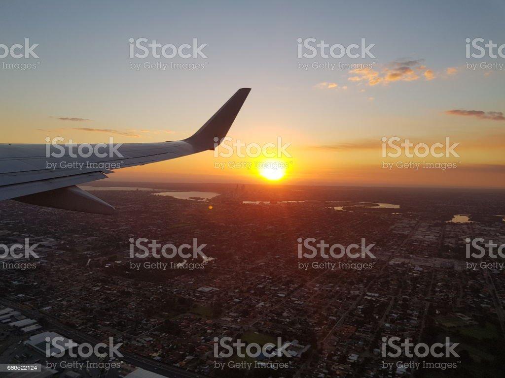Flight zbiór zdjęć royalty-free