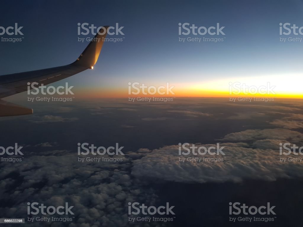 Flight foto stock royalty-free