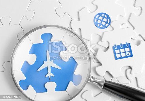 174936437 istock photo Flight Search 1095237378