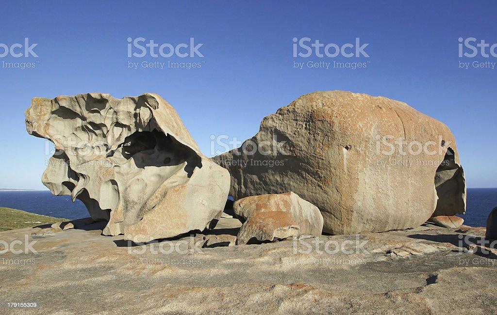 Flinders Chase National Park, Kangaroo Island, Australia stock photo