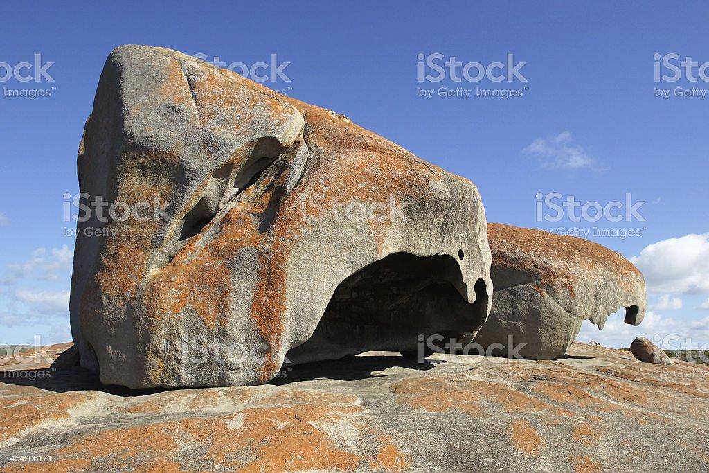 Flinders Chase National Park, Kangaroo Island, South Australia stock photo