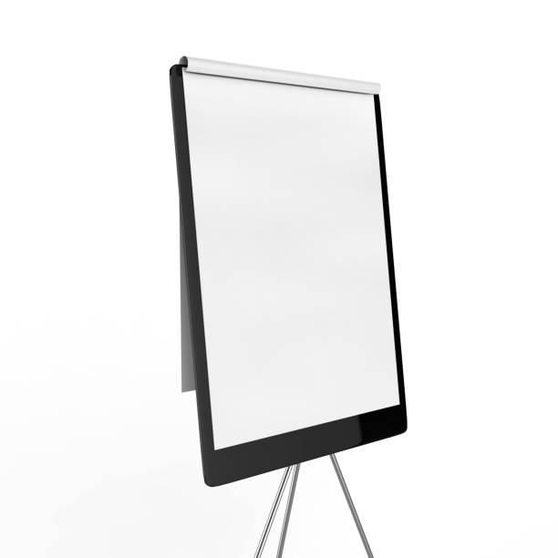 flip board - unterrichtsplanung vorlagen stock-fotos und bilder