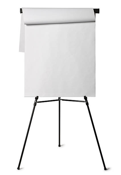 Flip Chart Flip chart with a page flipped over.ase see some similar pictures from my portfolio: flipchart stock pictures, royalty-free photos & images