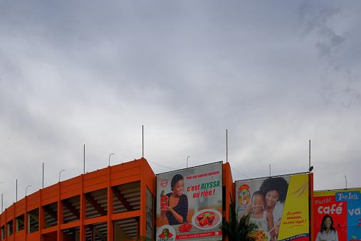 Félix Houphouët-Boigny Stadium, Abidjan, Ivory Coast