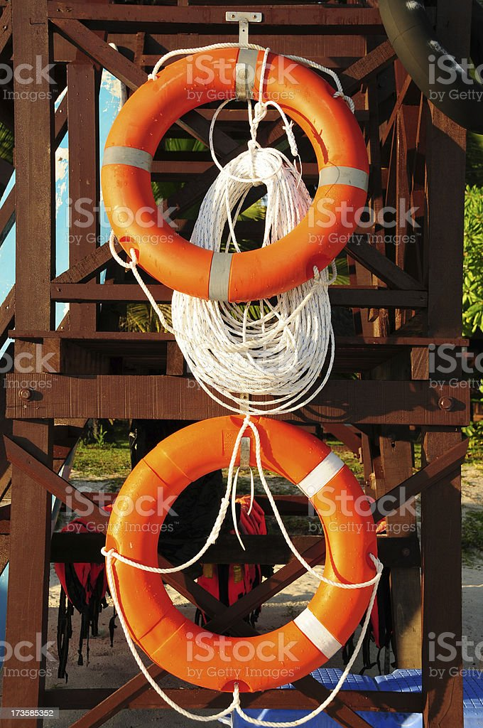 Floaters royalty-free stock photo