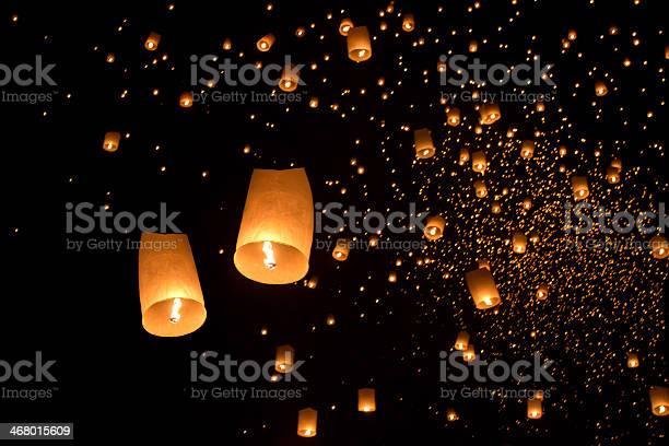 Floating asian lanterns in chiangmai thailand picture id468015609?b=1&k=6&m=468015609&s=612x612&h=0f xi72iwtmx ths6oxrz8vkmrehrp8wwrflhqokwsi=