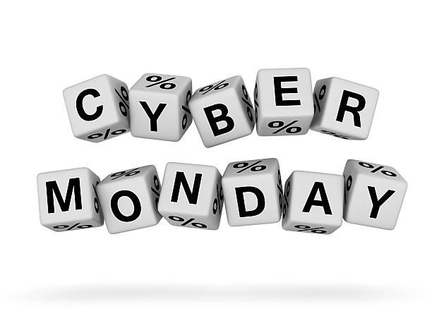 cyber monday - sprüche kalender stock-fotos und bilder