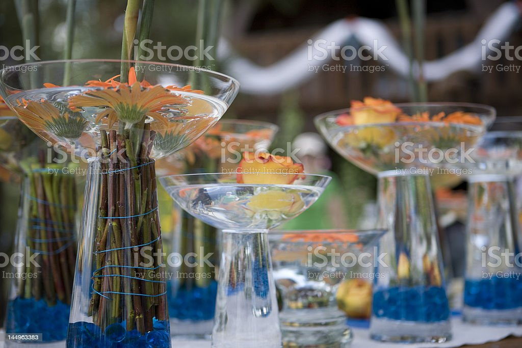 Floating Floral royalty-free stock photo