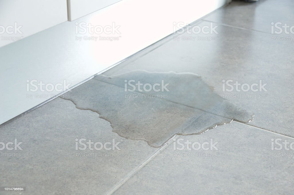 flood in my building royalty-free stock photo
