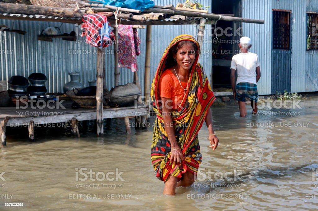 Floods Devastate A Third of Bangladesh