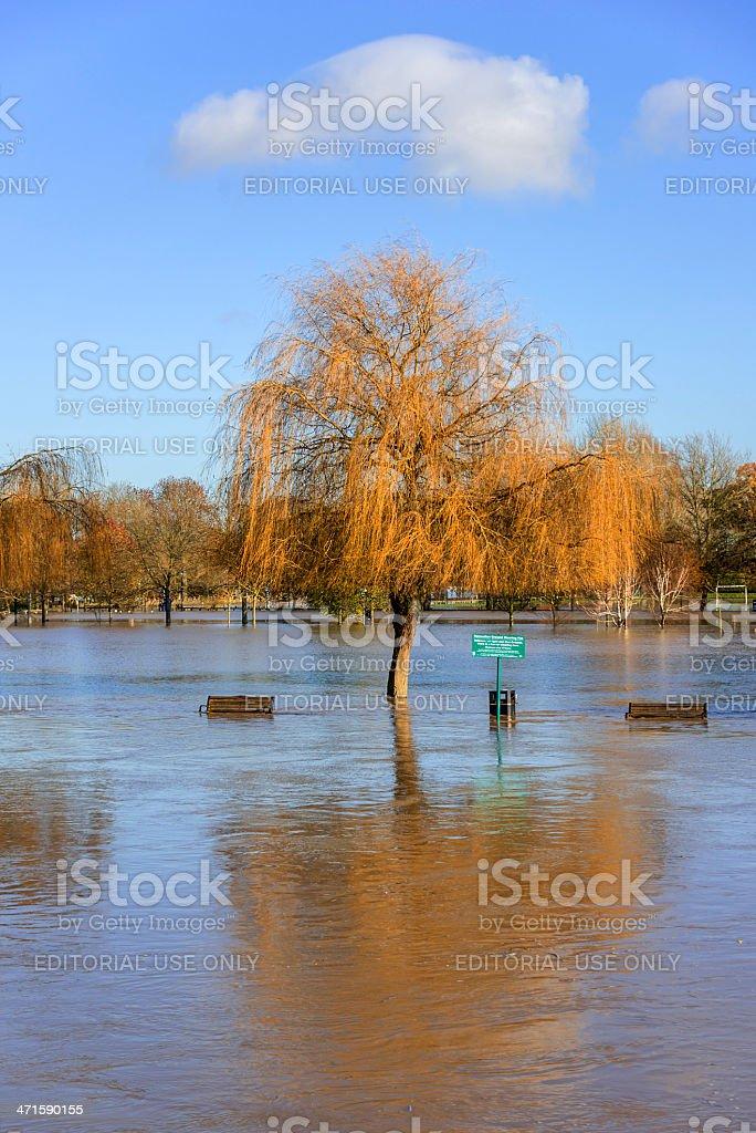 floods royalty-free stock photo