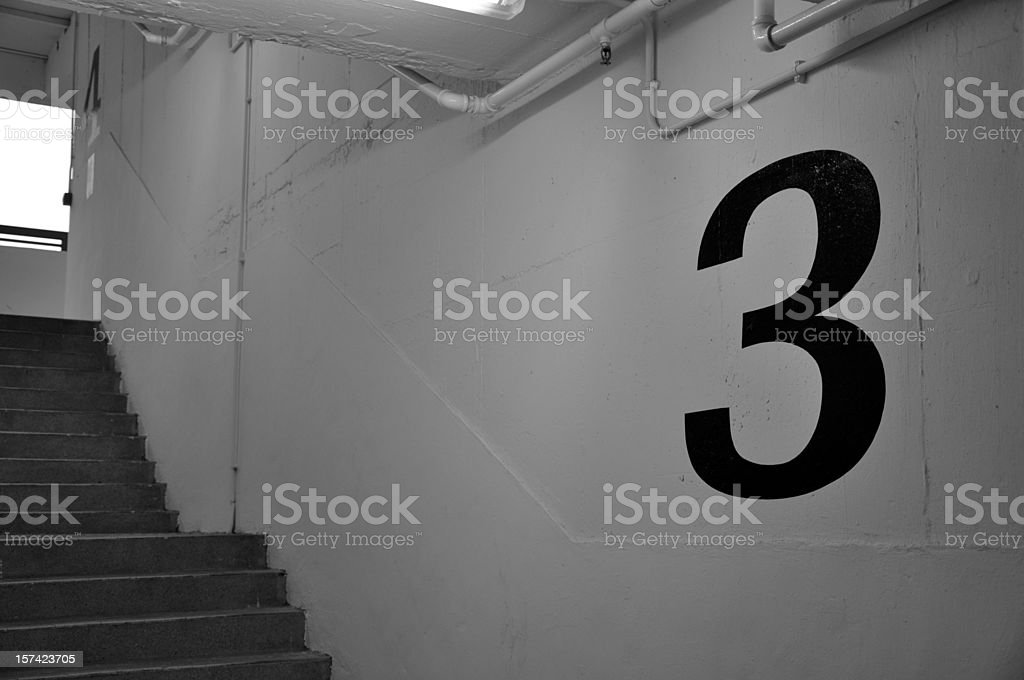 Floor 3 royalty-free stock photo