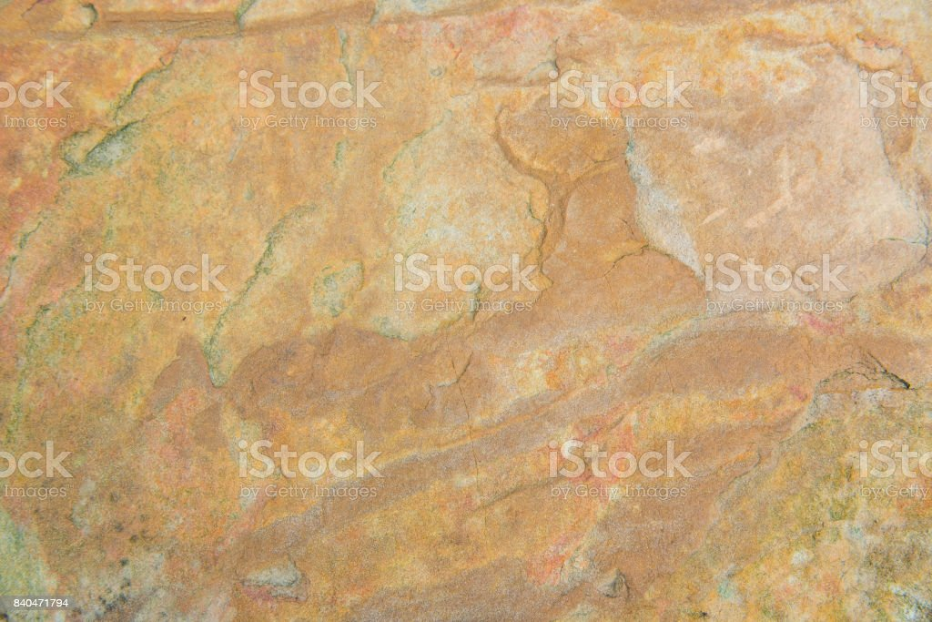 floor are decorated with natural stone for wallpaper stock photo