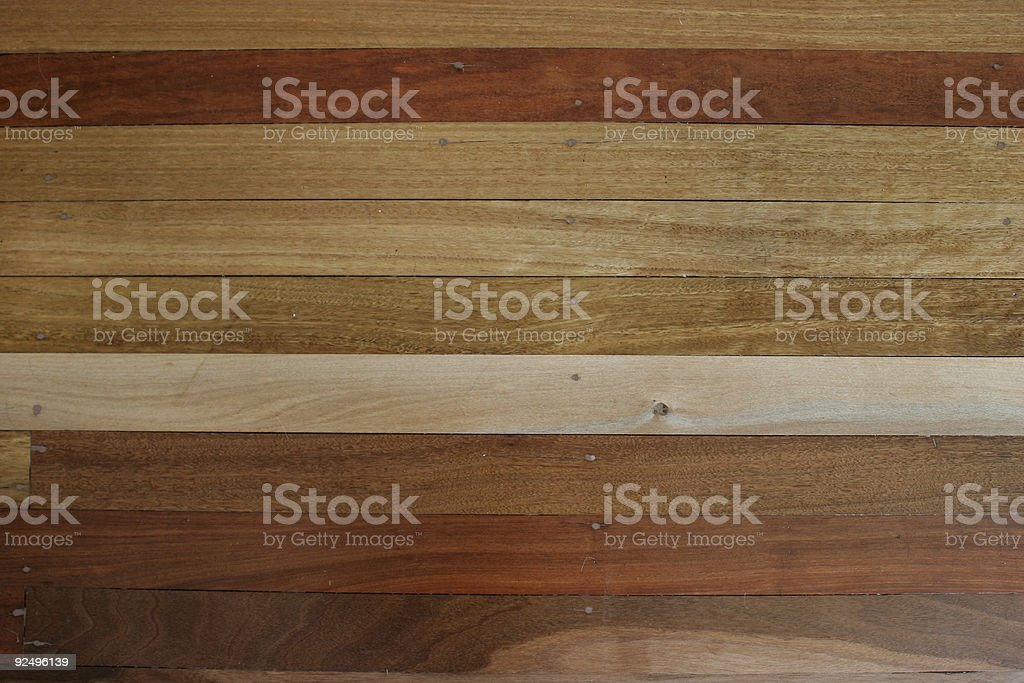 Floor Boards royalty-free stock photo