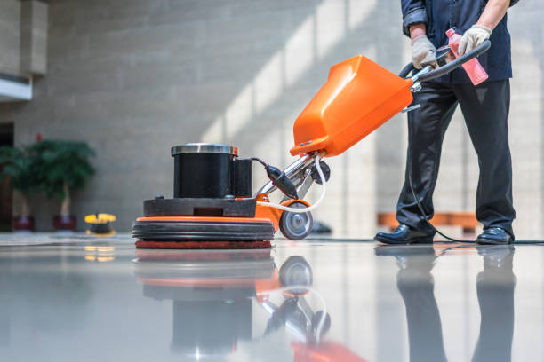 floor care machine stock photo